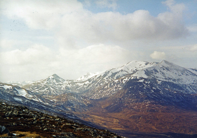 View from Cruach Innse