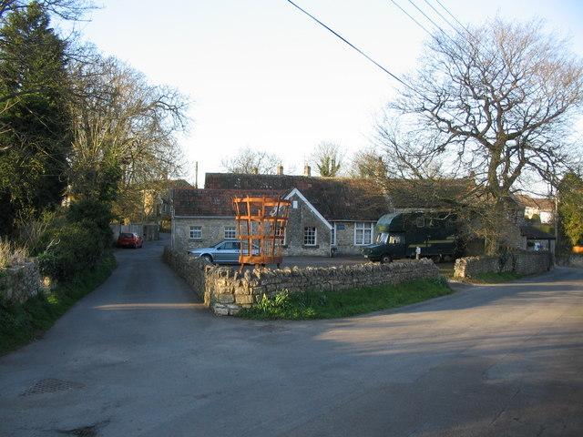 Priston Village Hall (rear)