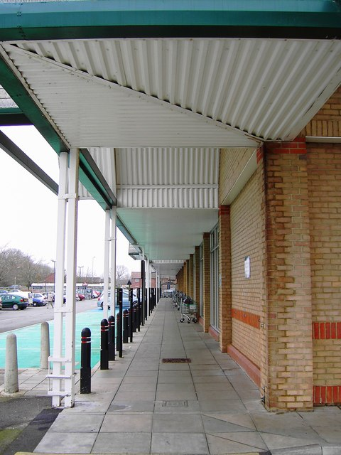 Morrison's supermarket, Thames Avenue, Swindon