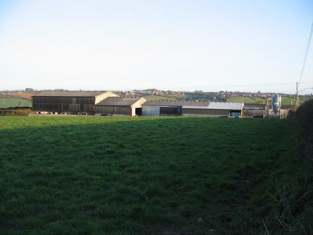 Lower Tunley Farm