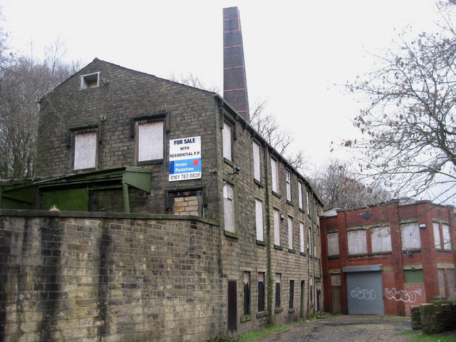 Edenwood Mill Stubbins