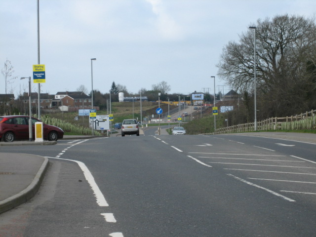 Lisburn North Feeder Road (A513).