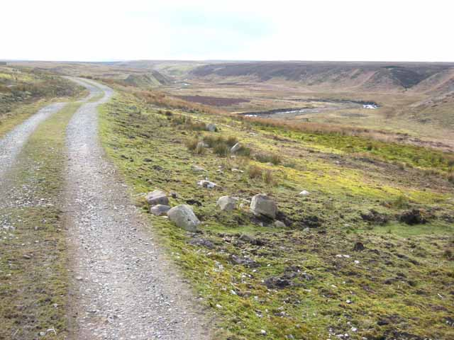 The Dry Gill valley