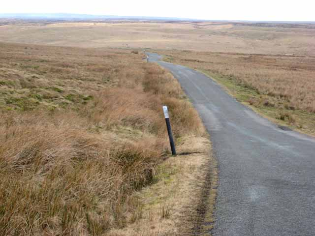 The lonely road through upper Arkengarthdale