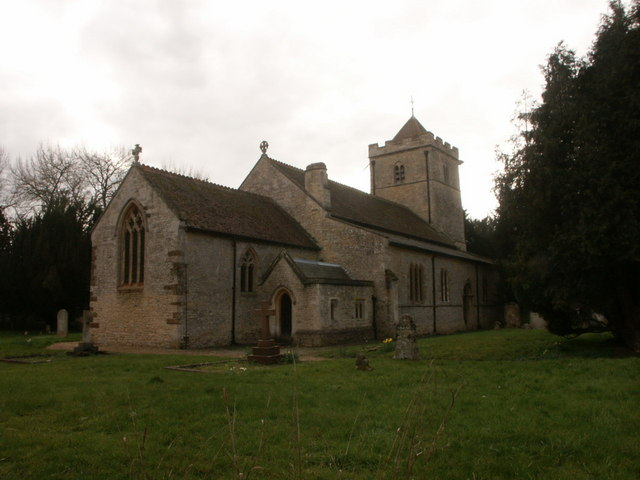 Leckhampstead Church