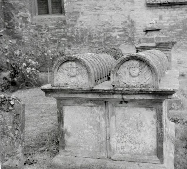 Bibury St. Mary's - Tombstones