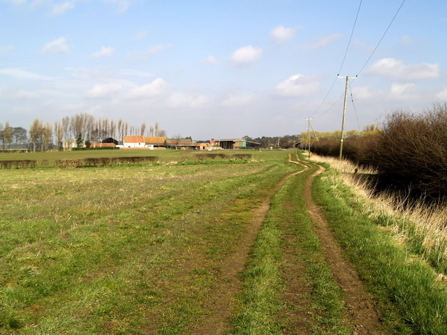 Bridleway to North Carr Farm