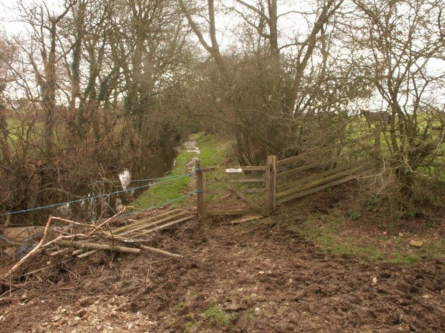 Bridleway Entrance