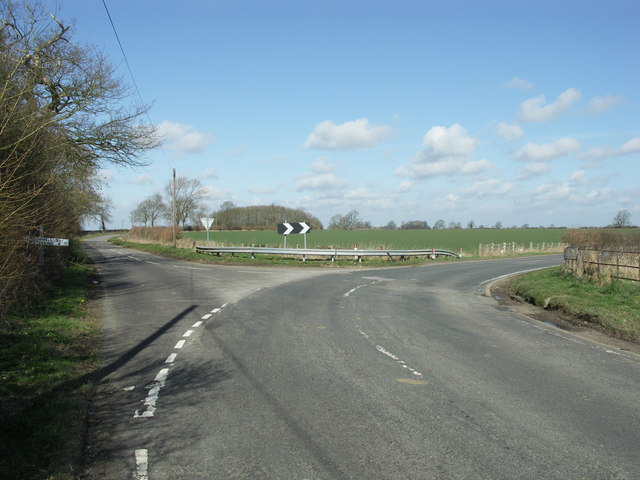 Country Road Junction.