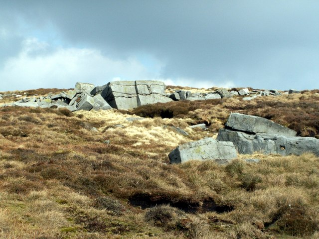 Slidden Moss Rocks