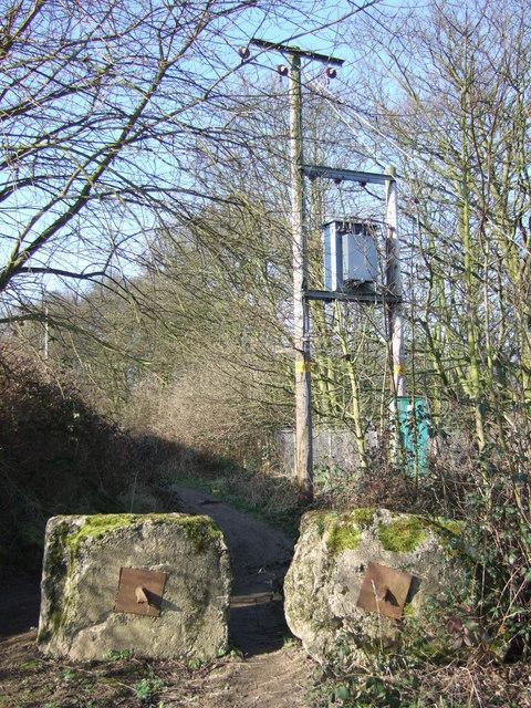 Footpath at Kirkthorpe