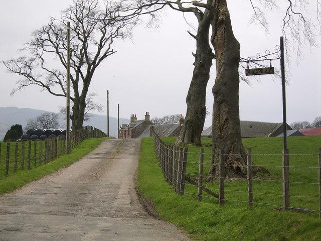 Road to Ledrishbeg