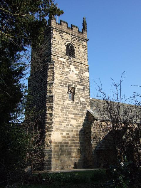 Kirkthorpe Church Tower