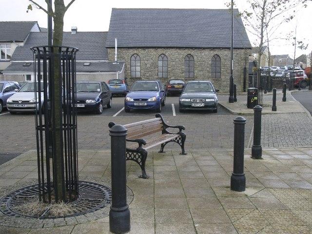 Market Square Car Park, Brynmawr