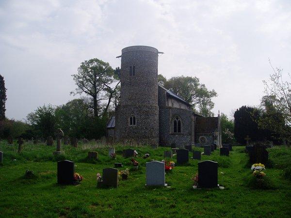 St Peter's Church, Merton