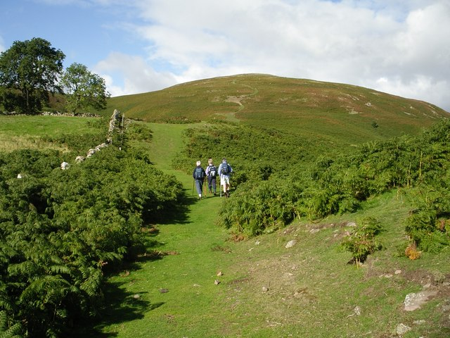 Humbleton Hill Footpath