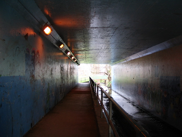 Under the A45