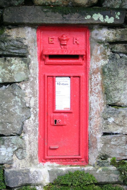 Edward VII Postbox, Easedale