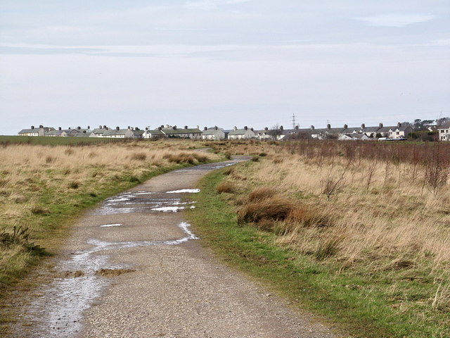Broughton Moor from Old Opencast Road
