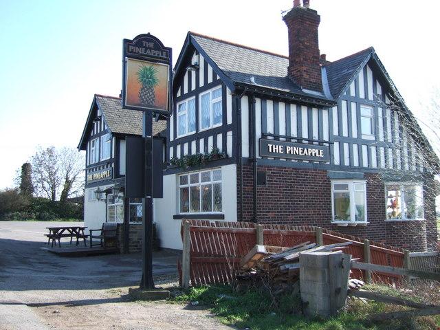The Pineapple Inn, Warmfield