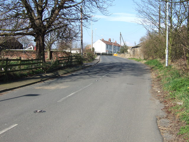 Warmfield Lane