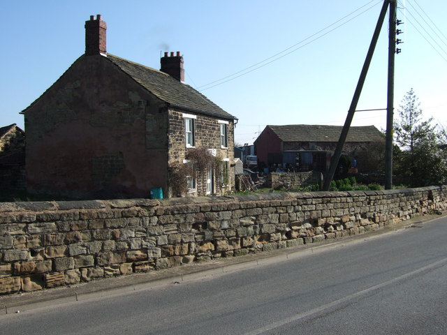 Farm on Warmfield Lane