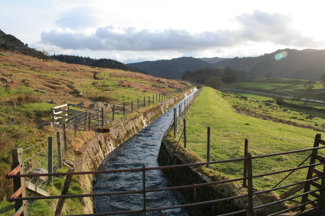 Drainage Channel, Thirlspot