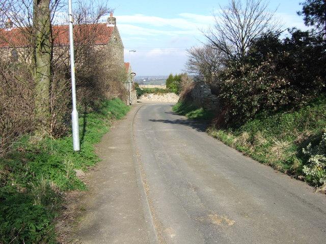 Goosehill Lane, Warmfield