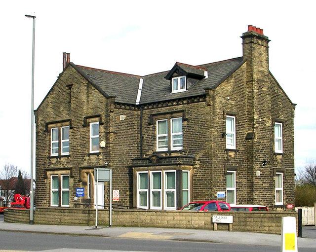 Cringleber House, Galloway Lane