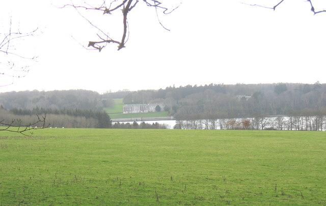 Plas Newydd from Parc y Faenol