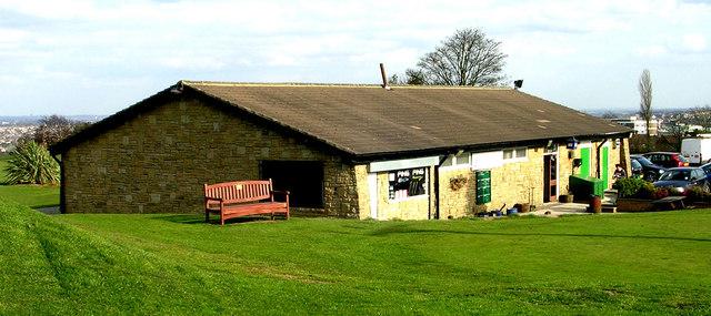 Calverley Golf Club House - Woodhall Hills