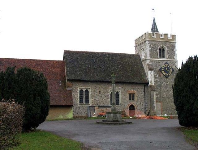 St Peter, Tewin, Herts