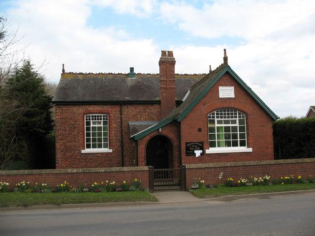 Methodist Chapel Tholthorpe