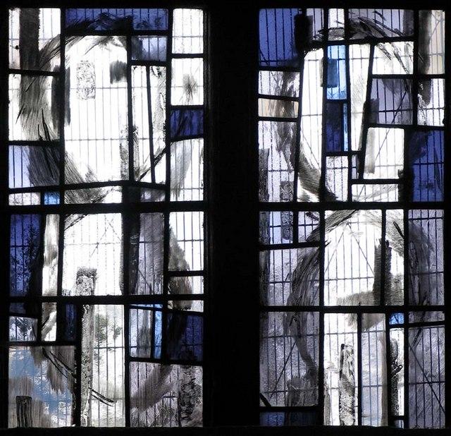 St Peter, Tewin, Herts - Window