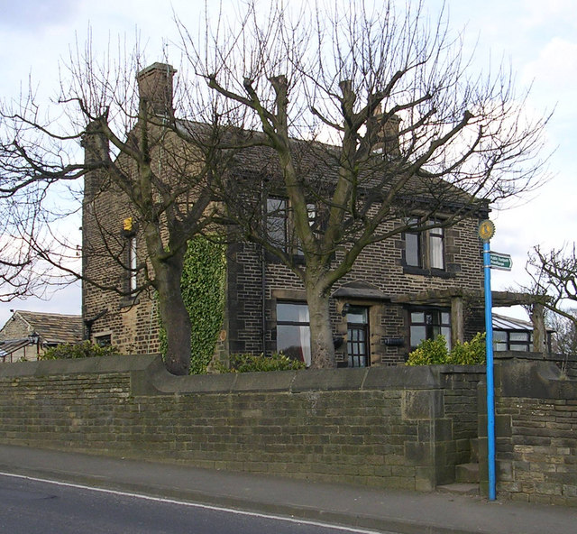 Hill House, Woodhall Hills