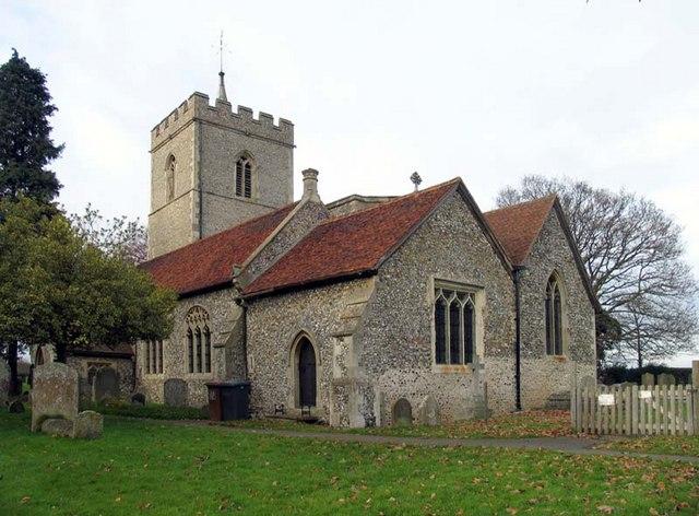St Giles, Codicote, Herts