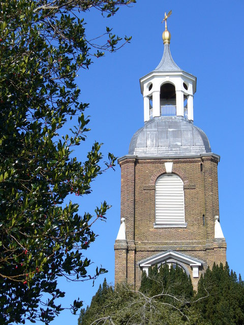 St Mary's Church Tower, Sunbury-on-Thames