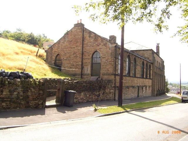 Cowmes Chapel.