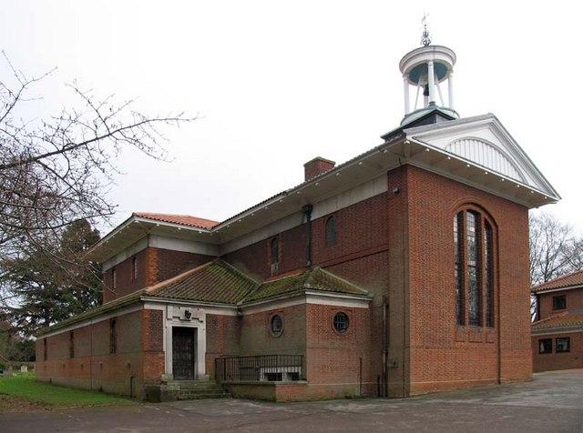 St Martin, Knebworth, Herts
