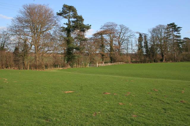 Farmland at Tixover Grange, Rutland