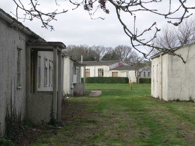 Sopley Camp - former military barracks
