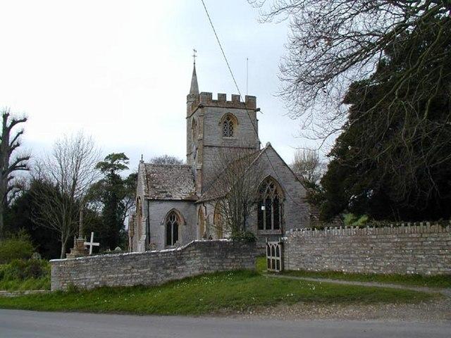 Charlton Mackrell Church