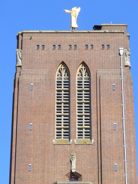 Guildford Cathedral Tower