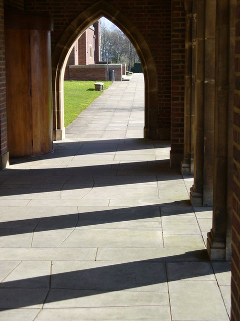 Under the Arches, Guildford Cathedral