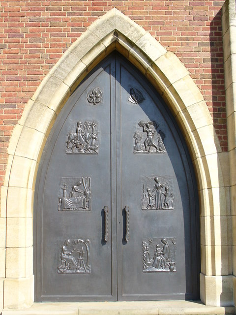 South Door, Guildford Cathedral