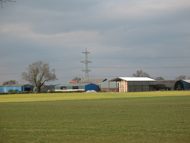 Forest Hall Farm near Alne