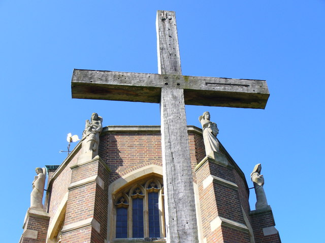 Wooden Cross, Guildford Cathedral