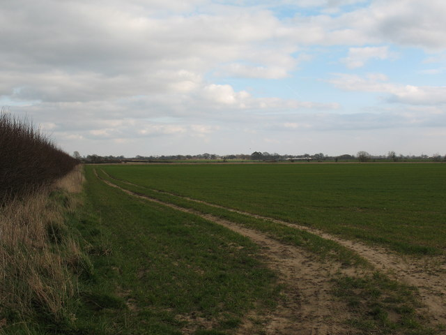 Arable field in Raskelf parish