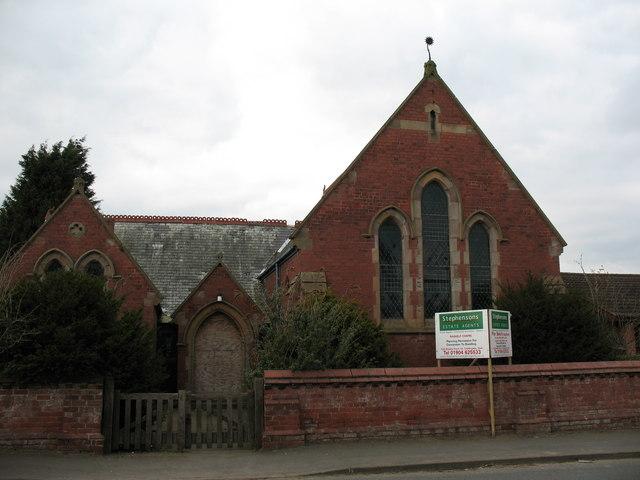 Old Methodist Chapel, Raskelf.