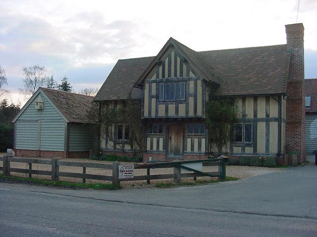 Border Oak Designs Offices, Kingsland, Herefordshire